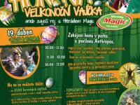 Velikonoce speciálně pro děti v lanovém centru Jungle Park. Foto: www.junglepark.cz