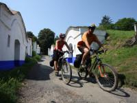 Vinné cyklostezky, to je protimluv, který se však v tomto případě dá skvěle skloubit. Foto: Archiv Regionu Slovacko