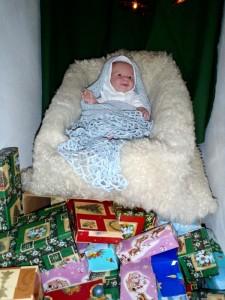 Vizovice, galerie Mariette, výstava, betlém, živý betlém Ježíškova jeskyňka, Malý dobrodruh, Vánove, koledy