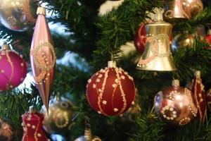 Vizovice, Vánoce, ozdoby