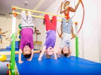 Sport je důležitý pro správný fyzický i psychický vývoj dítěte. Foto: www.monkeysgym.cz