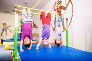 sportující děti, Malý dobrodruh