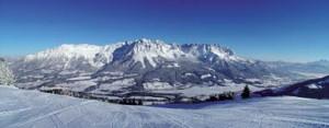 Tyrolsko, lyžování