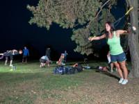 Zacvičte si v krásném zámeckém prostředí. Foto: archiv zámek Loučeň