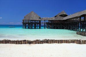 Zanzibar pláž, Malý dobrodruh