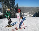 lyžování, Horal, Valašsko, Malý dobrodruh