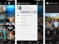 Screenshot ilustrující mobilní aplikaci. Foto: Zoner.cz