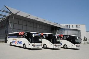 autobus Setra 516 HD malý dobrodruh