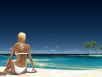 Na dovolenou do ruchu velkoměsta nebo k moři? Foto: www.dreamstime.com