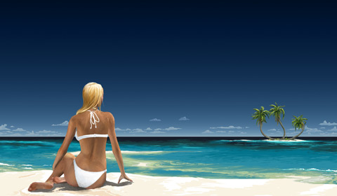 exotická dovolená, Malý dobrodruh