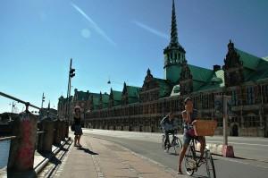 Čínská věž, Kodaň, Malý dobrodruh