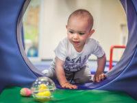 Pro děti je důležité, aby si co nejdříve osvojily správné pohybové návyky. Foto: www.monkeysgym.cz