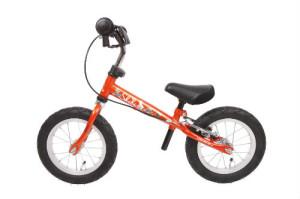 cyklistika, Malý dobrodruh