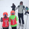 Děti na lyžích, Malý dobrodruh