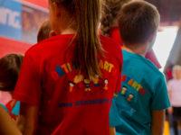 O cvičení s dětmi je mezi instruktory čím dál větší zájem
