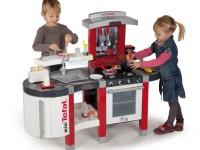 Dětská elektronická kuchyňka Tefal Excellence Super Chef. Foto: www.hawaj.cz