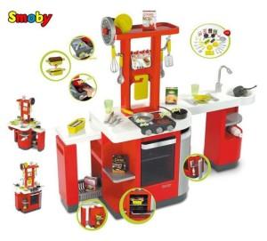 dětská kuchyňka Smoby, Malý dobrodruh