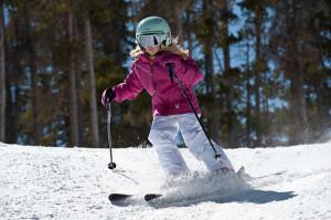 Začínáme s dětmi lyžovat, Malý dobrodruh