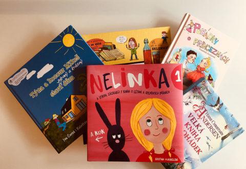 Čtení knih je pro děti z mnoha důvodů nenahraditelné. Foto: www.amaze.media.cz