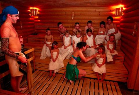 Saunování je ideální na posílení imunity. Foto: www.valachy.cz