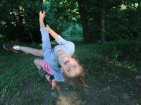 Děti pohyb ke svému životu potřebují. Foto: www.fotoguru.cz