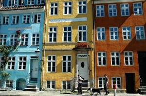 Kodaň Malý dobrodruh