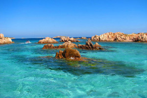 dovolená u moře, Malý dobrodruh