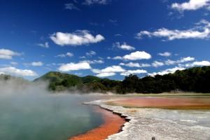 Lákavá příroda Nového Zélandu