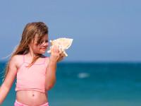 Chystáte se letos s dětmi k moři. Foto: www.dreamstime.com
