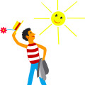 Dobré počasí na dovolené
