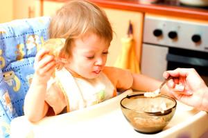 výživa dítěte, Malý dobrodruh