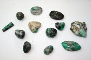 smaragd, Kolumbie, Malý dobrodruh