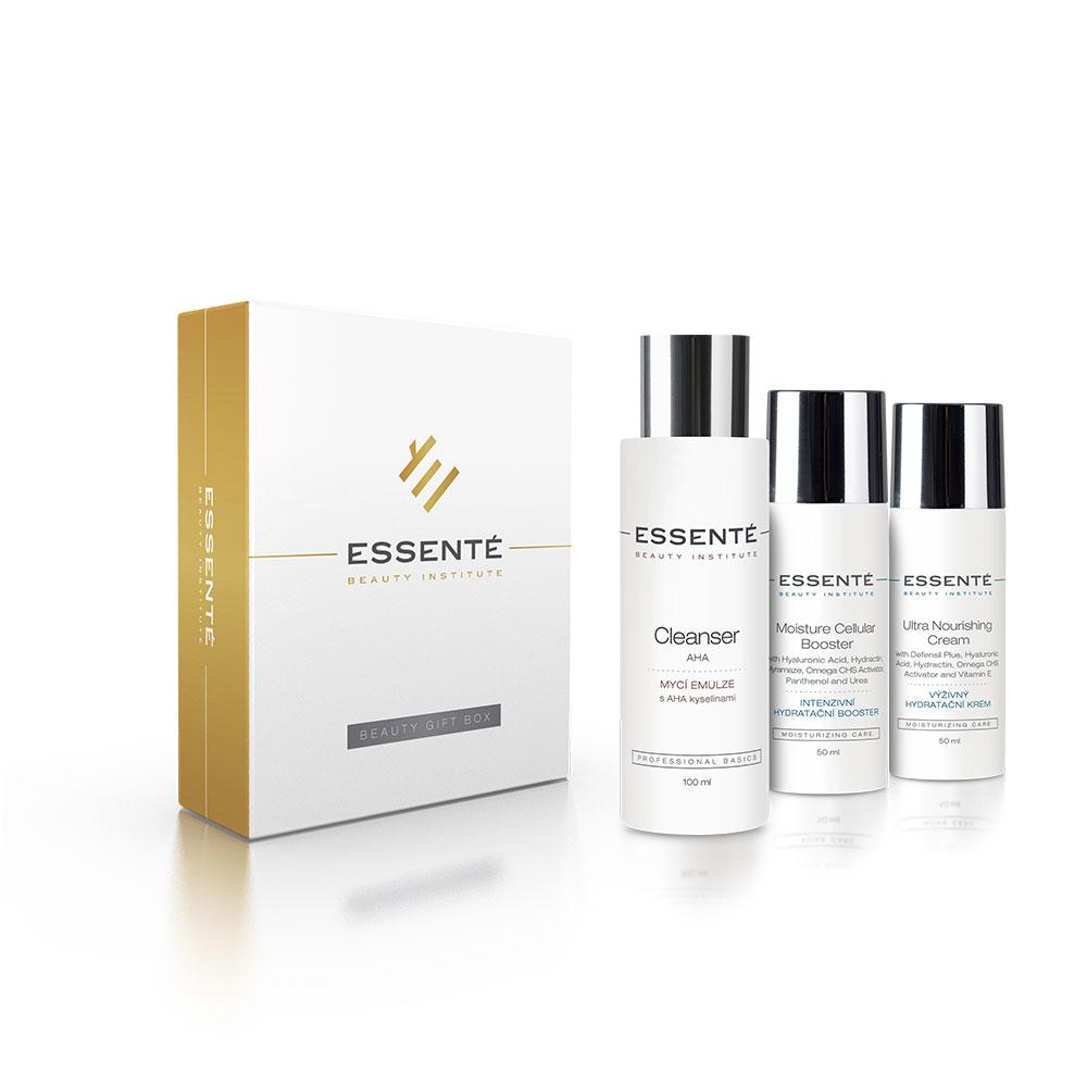 Essenté Set pro intenzivní hydrataci pokožky