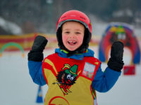 Kdy začít s výukou lyžování je velmi individuální, ale za ideál lze považovat věk 5 let. Foto: www.valachy.cz