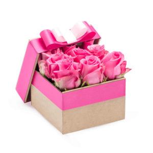 doručování květin
