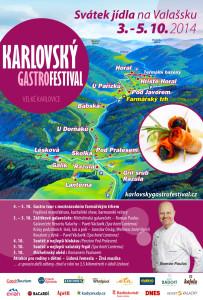 Program gastrofestivalu