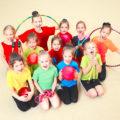Sportující děti