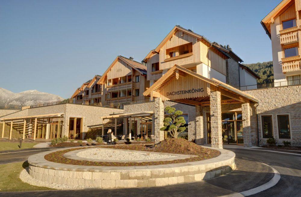Rodinný hotel Dachsteinkonig