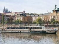 Na Vltavě. Foto: Lodě Praha