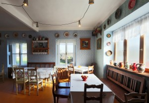 Restaurace Jelica, Malý dobrodruh