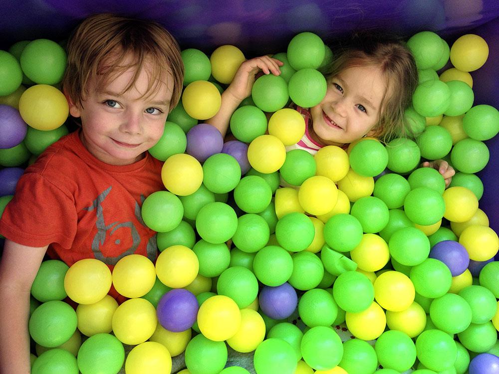 Baby Club Juklík - dětský pokoj