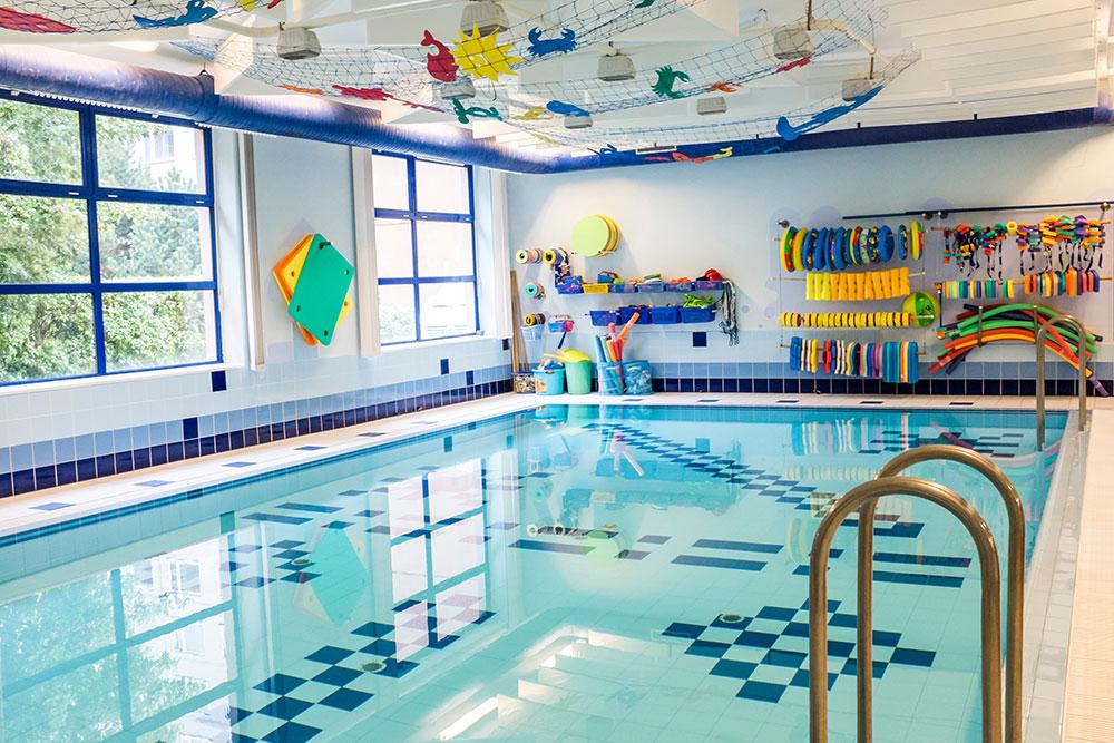 Baby Club Juklík bazén