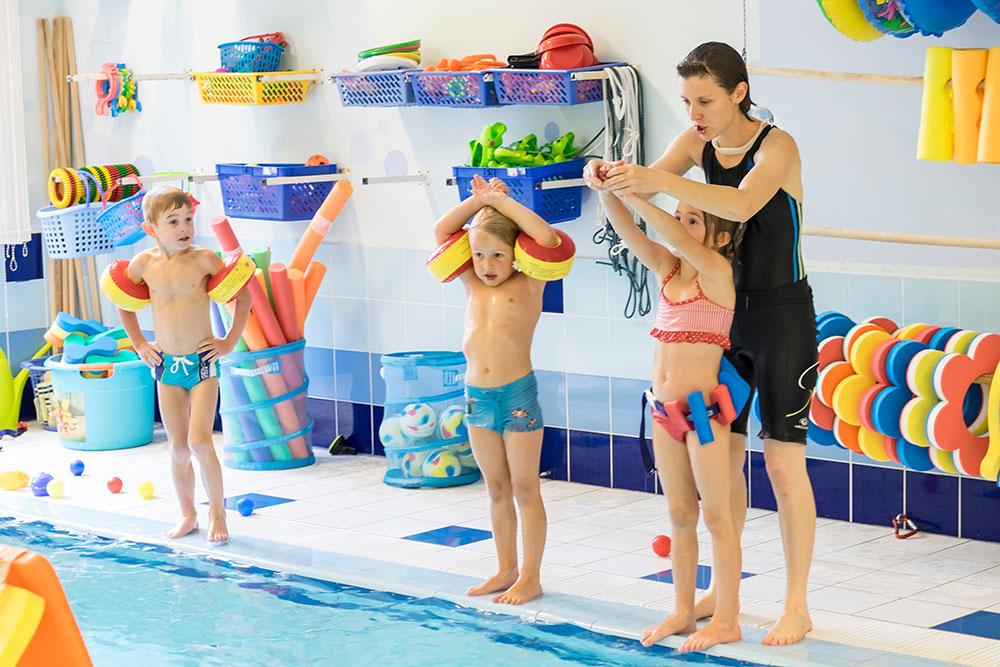 Baby Club Juklík - bazén