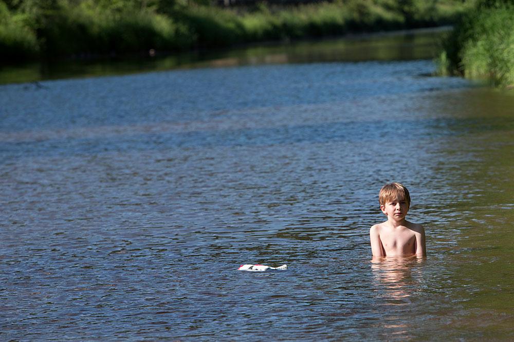 Juklík u vody
