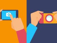"""Význam slova """"fotografovat"""" se mění, fotomobily získávají půdu pod nohama. Ilustrace: Depositphotos.com"""