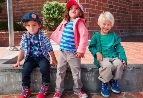 Děti potřebují na výlet i do přírody pořádnou výbavu. Foto: www.skibi.cz