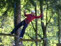 Lanový park Horal je lákadlem letní sezony na Valašsku!
