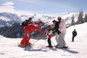Zell am See a Kaprun: dokonalá rakouská lyžovačka