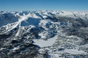lyžování v Rakousku, Turracher Höhe, Korutany, Štýrsko
