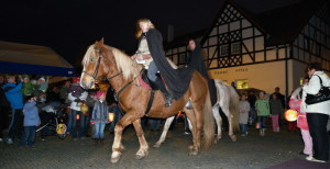Martin na bílém koni, Malý dobrordruh